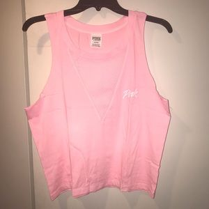 Pink Muscle Tank. NWT